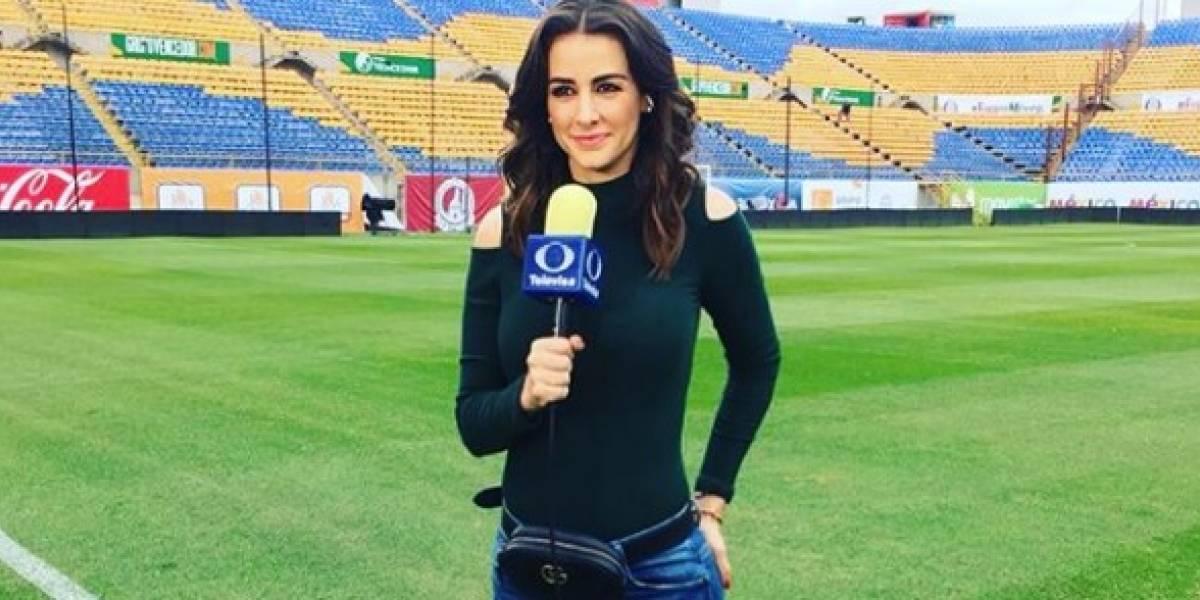 Nahima Choura se habría quedado sin trabajo en Televisa Deportes