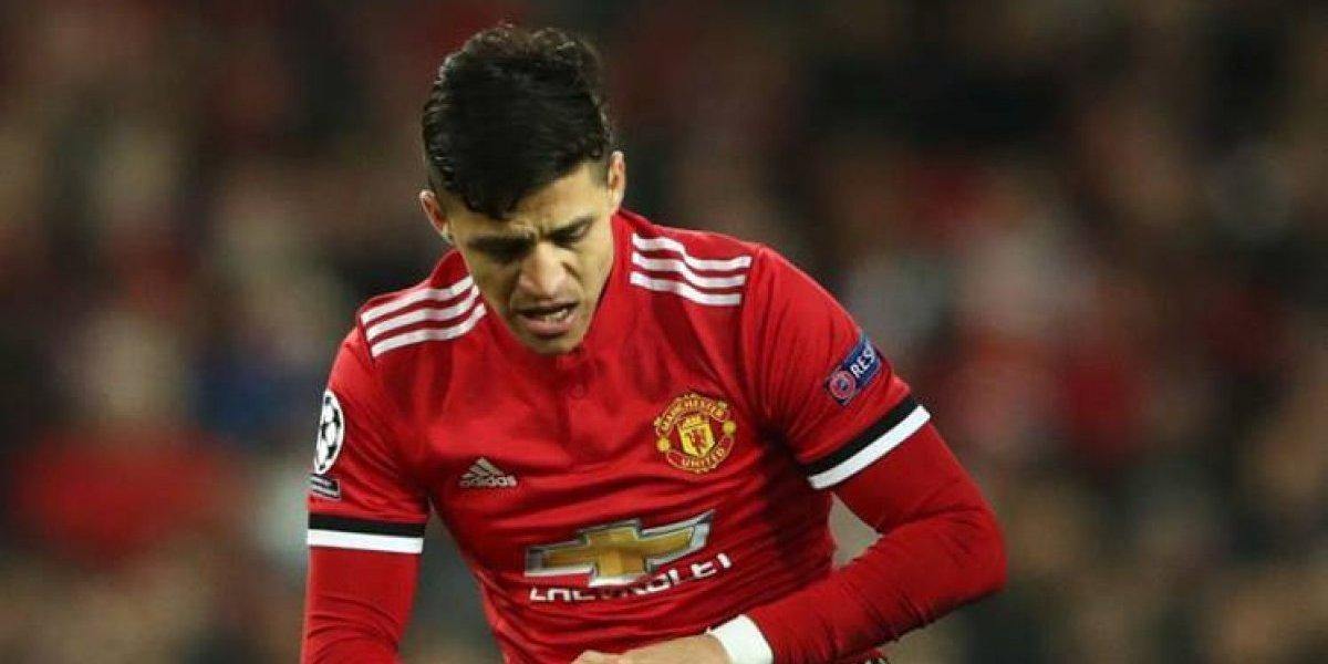 Manchester United fuera de la Champions; Sevilla y Roma avanzan
