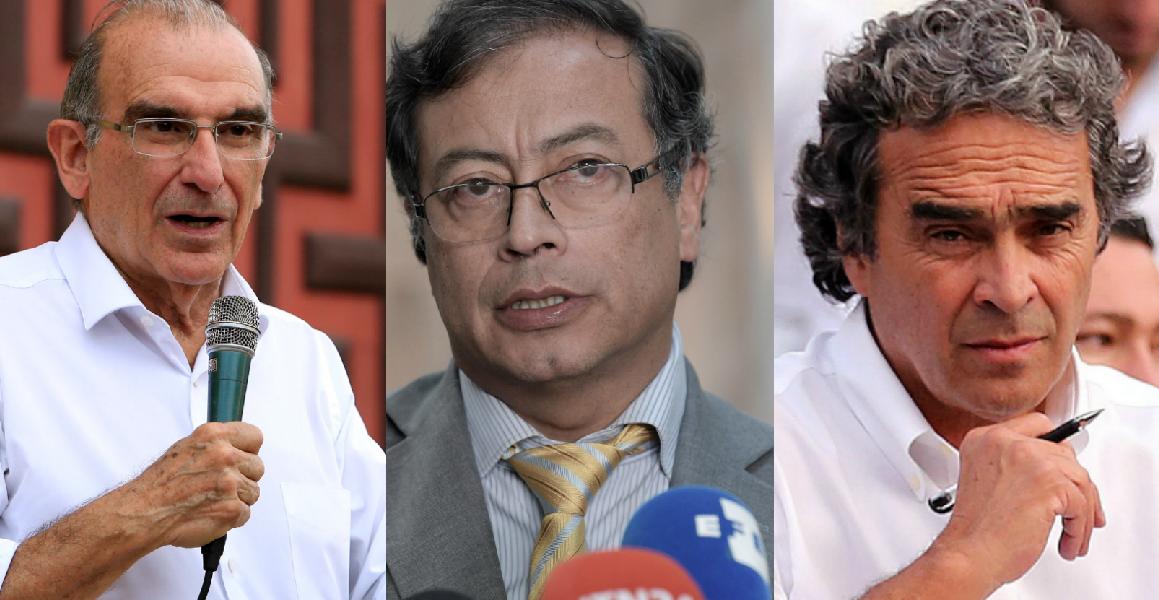 Ya hay una decisión en la alianza Petro, Fajardo y De la Calle