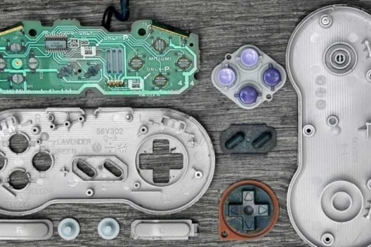 Una autopsia a los joysticks de las consolas de videojuegos