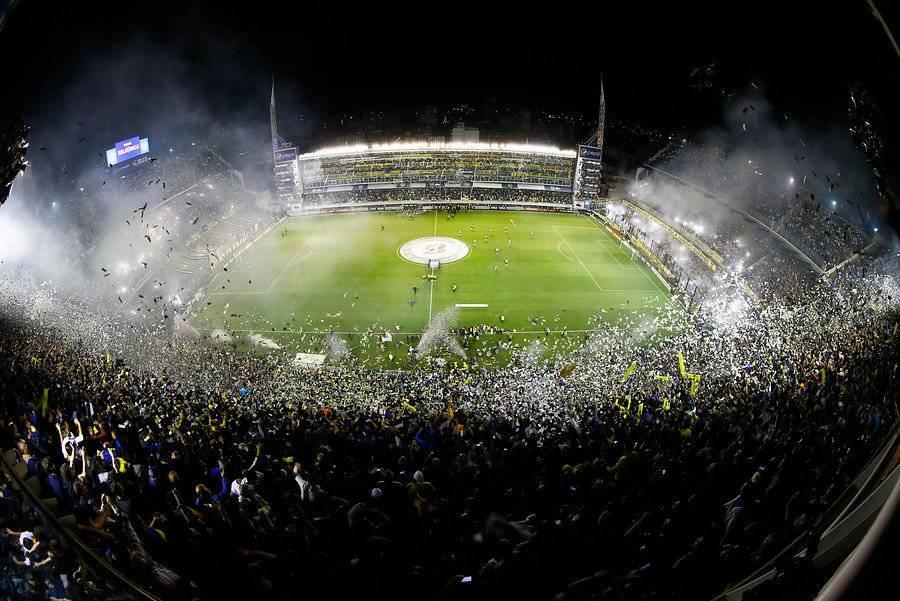 La Bombonera, el estadio más temido de Sudamérica / Foto: Photosport