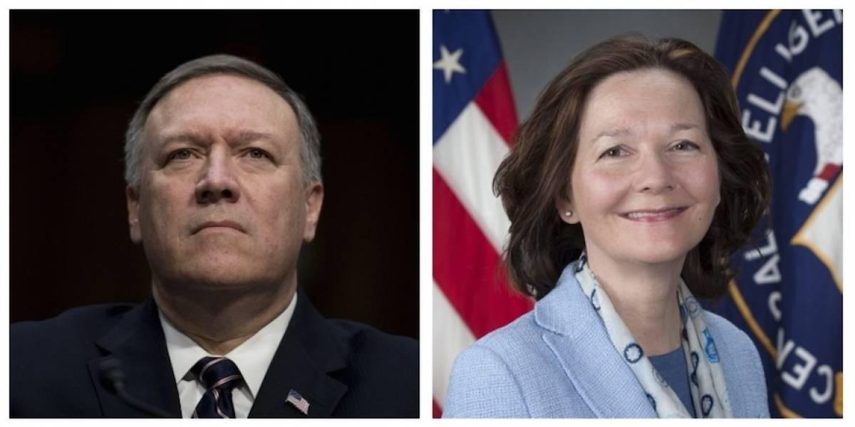 ¿Quiénes son Mike Pompeo y Gina Haspel, las nuevas caras del gobierno de Trump?