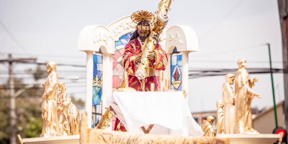 La procesión infantil de Cristo Rey convocará a miles de pequeños cucuruchos