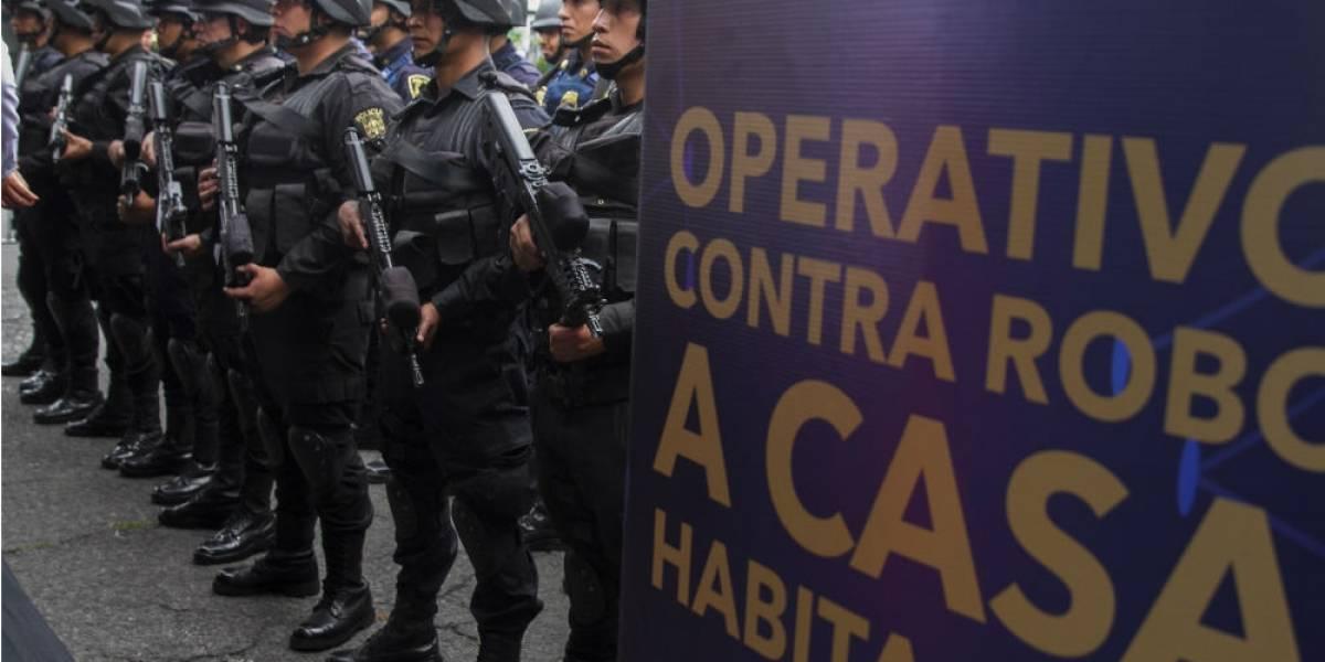Casas de tres delegaciones, en la mira de ladrones colombianos