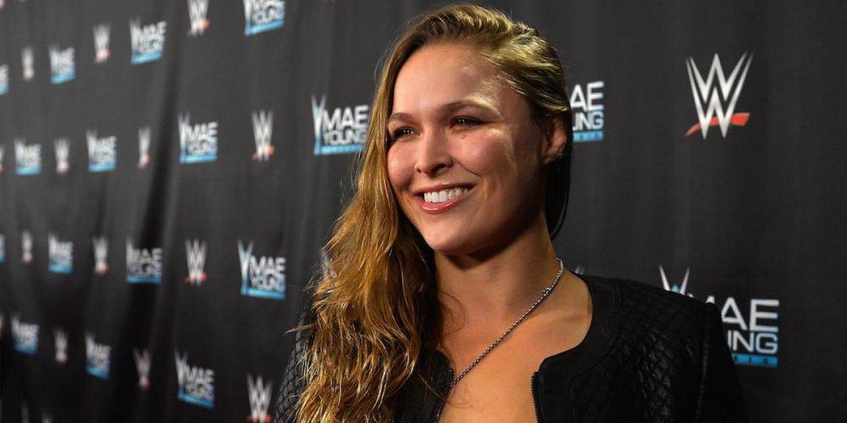 Ronda Rousey se ausenta de evento de RAW
