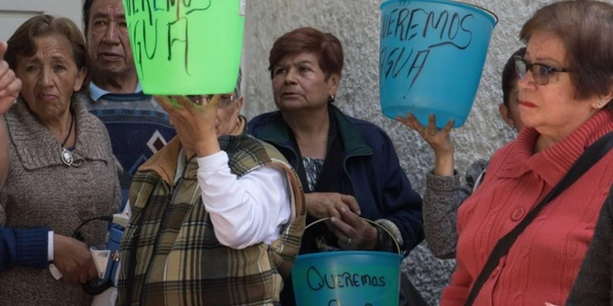 ¿Preocupa que en la CDMX 'secuestren' las tomas de agua con fines políticos?
