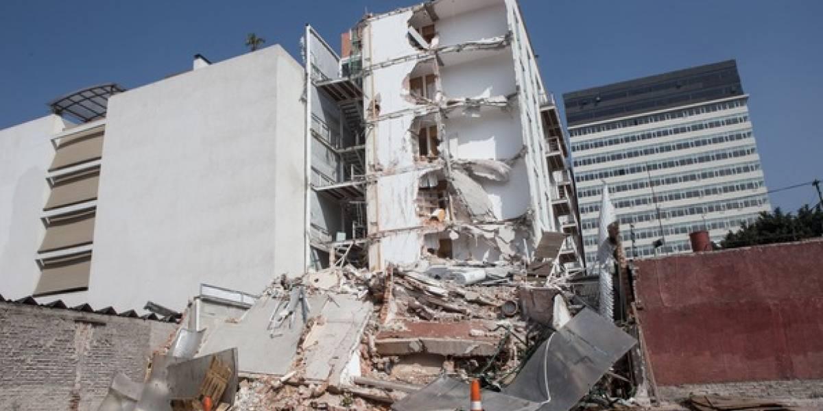 Detienen a apoderado legal de edificio colapsado por sismo del 19S