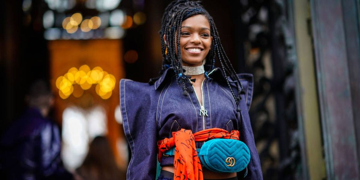 Conheça Selah Marley, a filha da cantora Lauryn Hill que conquistou o mundo da moda