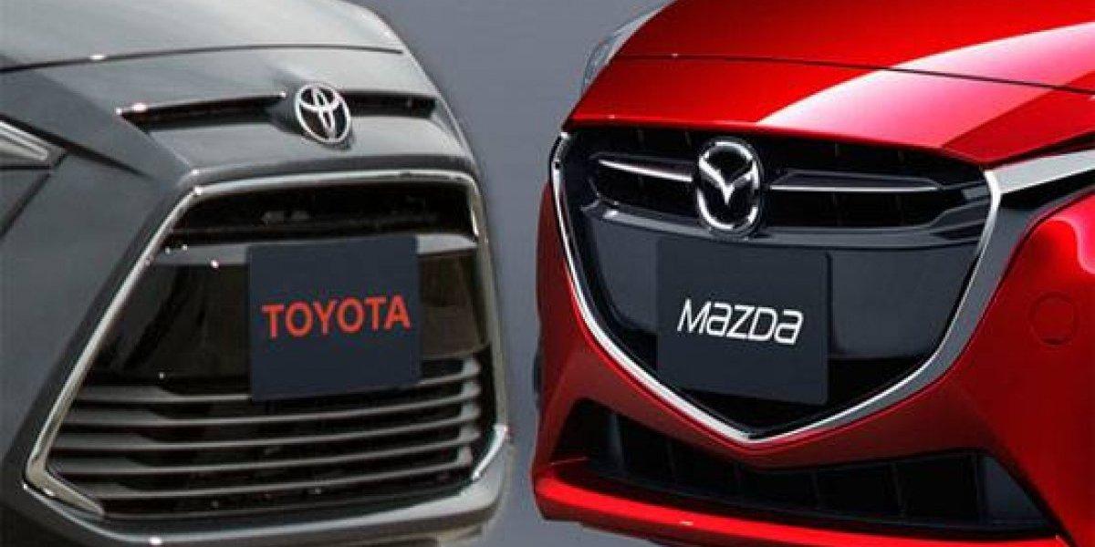 Crean la empresa conjunta Mazda Toyota Manufacturing, U.S.A., Inc