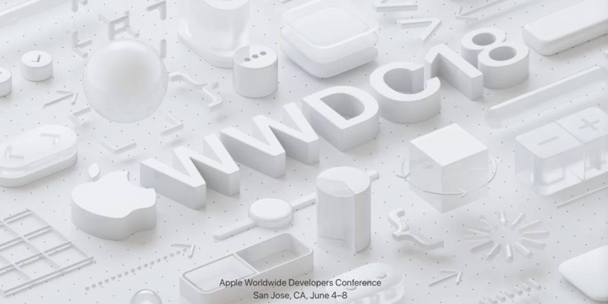 Apple anuncia la fecha del WWDC 2018: la conferencia iniciará el 4 de junio en San José