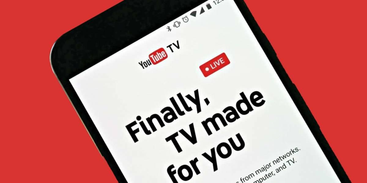 YouTube TV sube sus precios en su primer aniversario