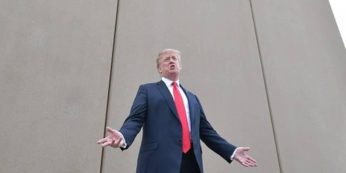 """""""Muy alto y que se vea a través de él"""": en qué punto está el proyecto del muro que Donald Trump prometió construir en la frontera con México"""
