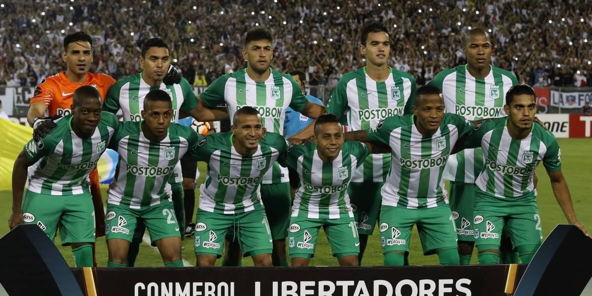 Atlético Nacional, con la moral arriba ante el novel Delfín