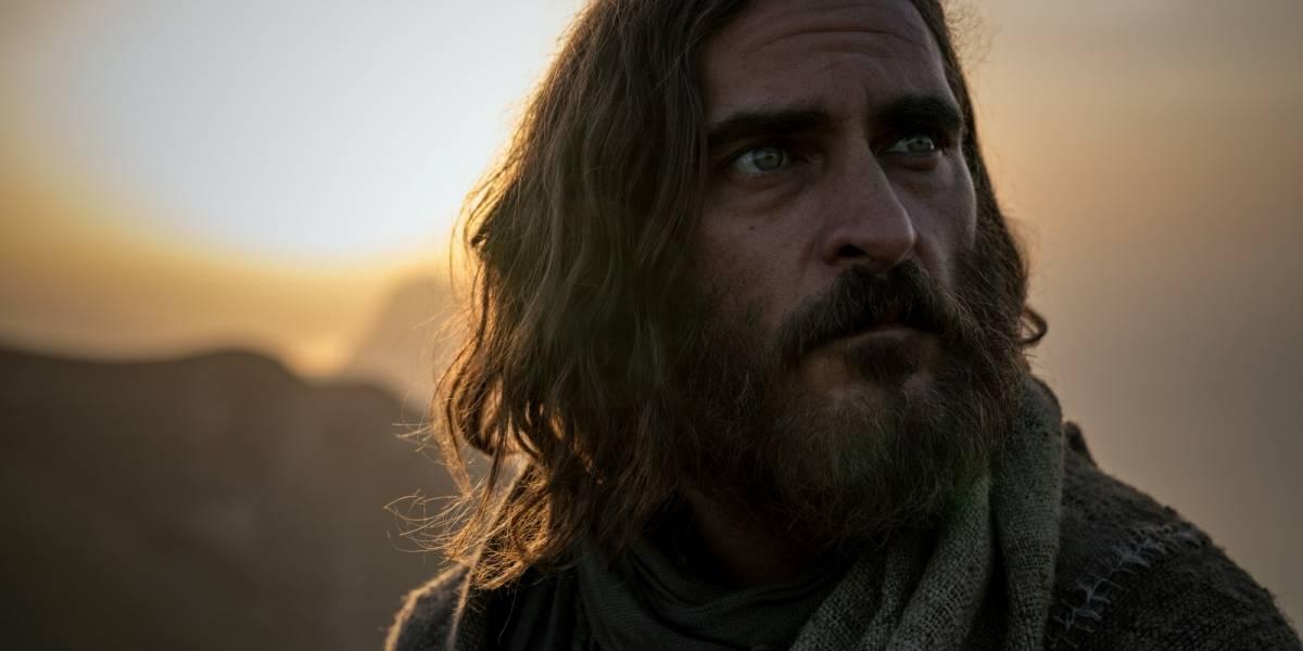 Joaquin Phoenix fala sobre seu papel como Jesus no filme Maria Madalena