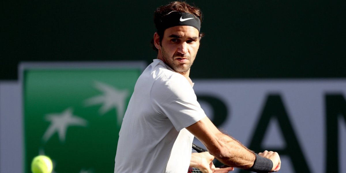 Federer avanza a cuartos en Indian Wells