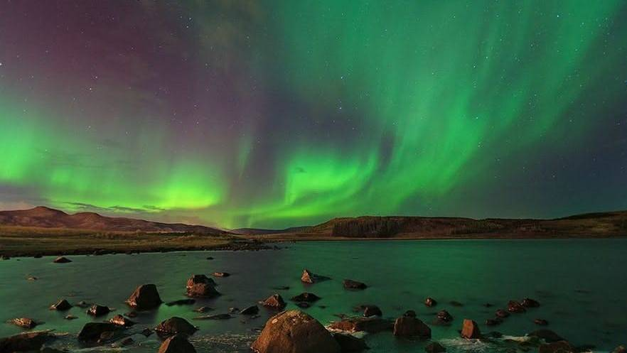 Tormenta solar podría amplificar la aurora boreal de la Tierra