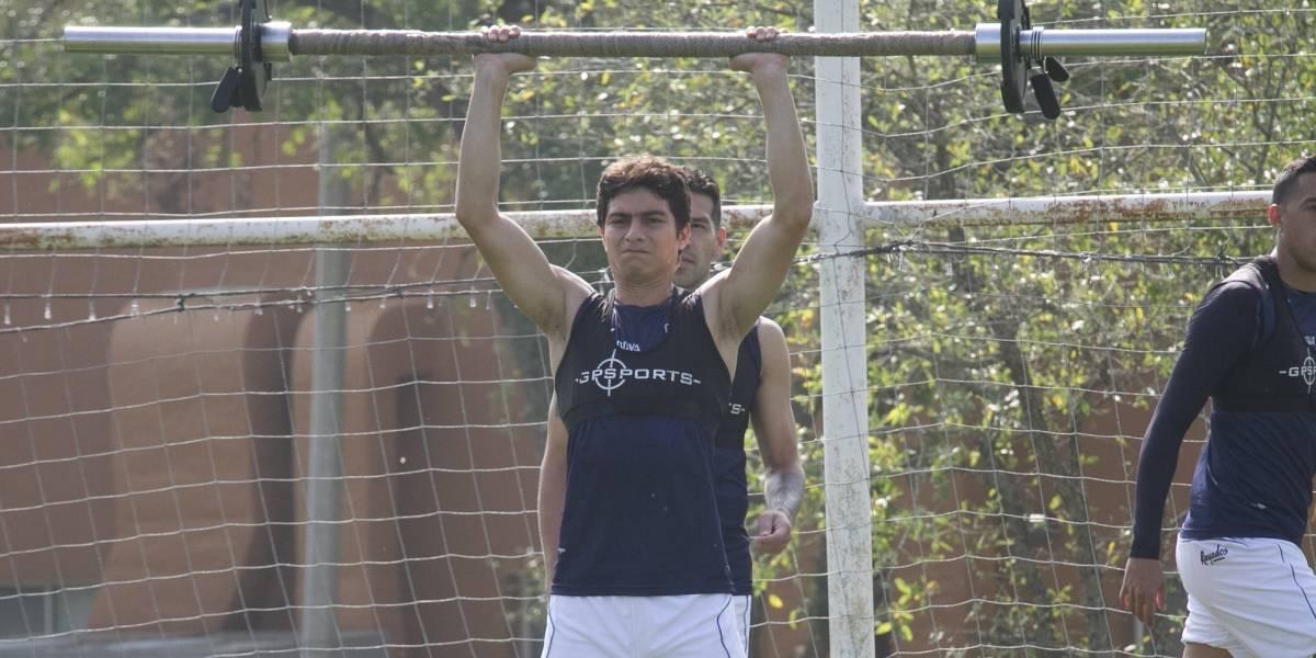 En Rayados ya tocamos fondo: Stefan Medina