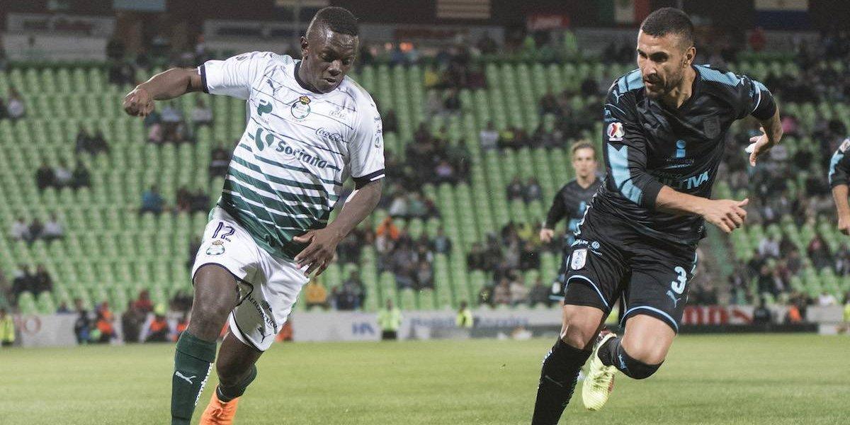 Santos avanza a la semifinales de la Copa MX tras vencer a Querétaro