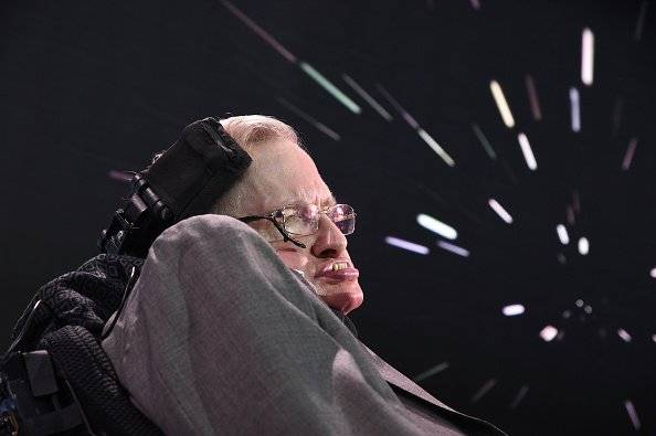Stephen Hawking (+)