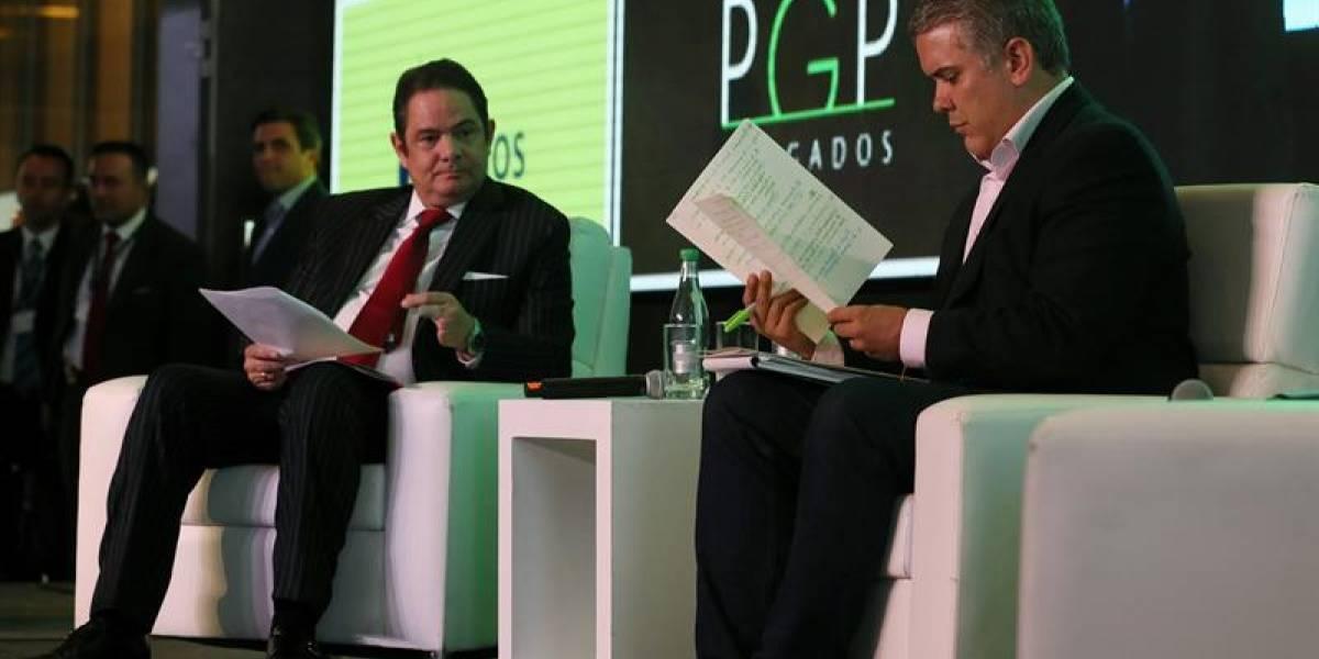 Vargas Lleras y Duque coinciden en la necesidad de una alianza de la derecha