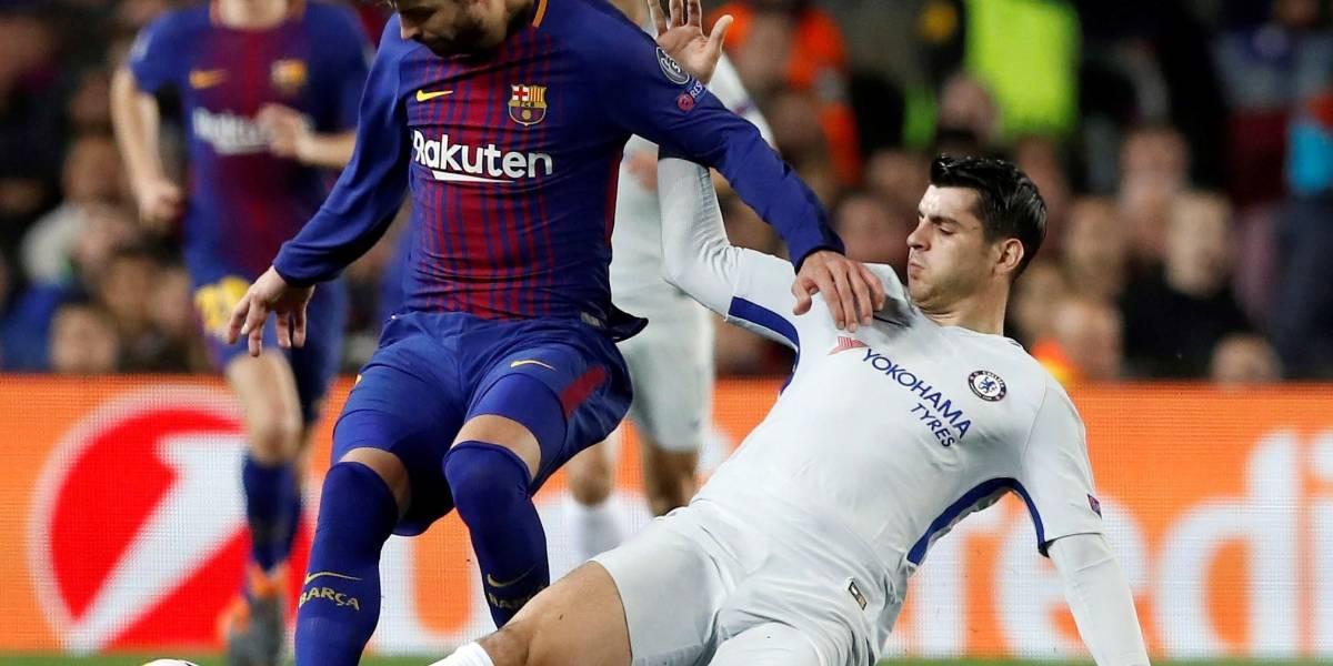 FC Barcelona vence al Chelsea y se clasifica a los cuartos de final