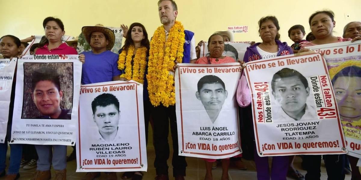 Informe de la ONU no aporta elementos nuevos del caso Ayotzinapa: Gobierno