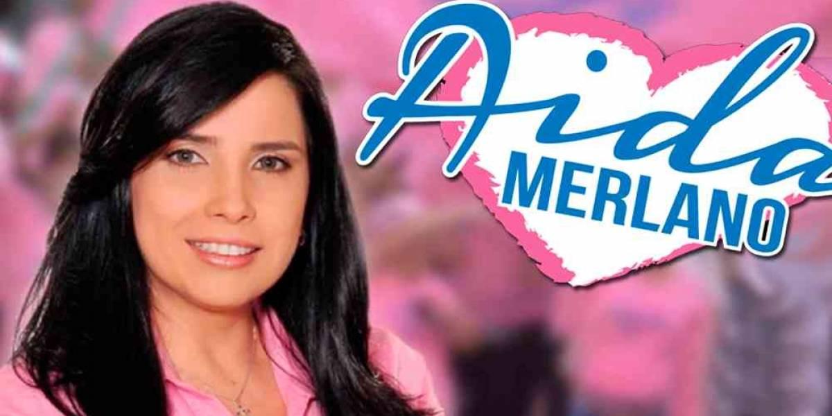 Procuraduría suspende a Aída Merlano por supuesta compra de votos el domingo