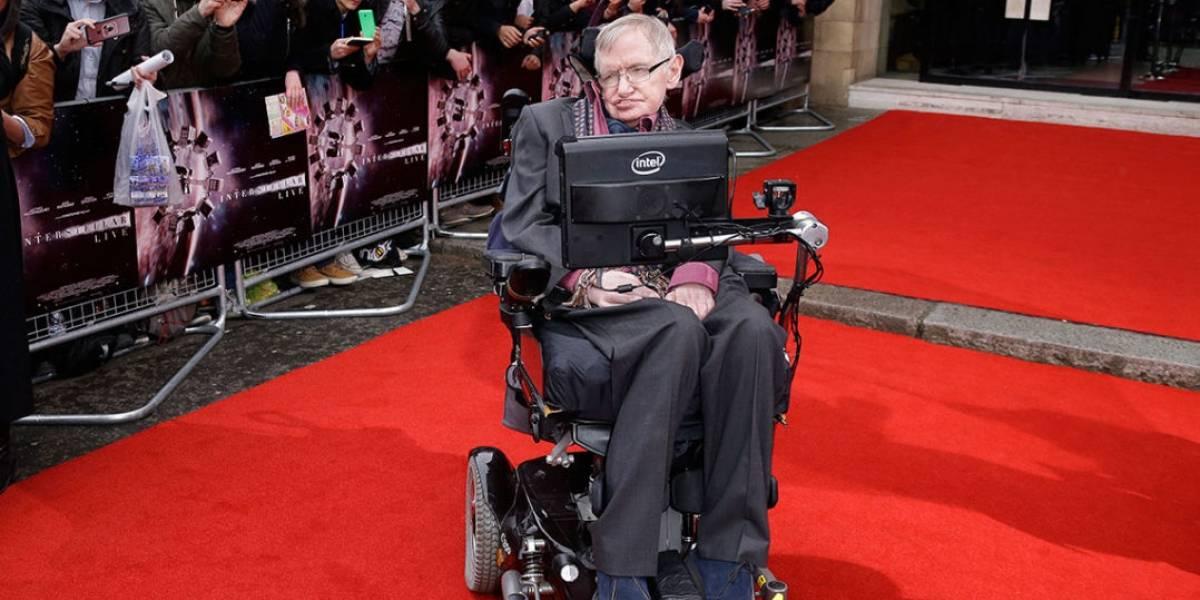 Stephen Hawking demostró qué era la verdadera genialidad con la respuesta más humilde de todas