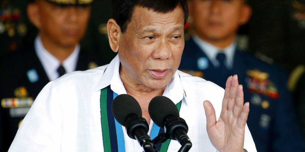 Duterte retirará a Filipinas de la Corte Penal Internacional por investigar su guerra antidroga