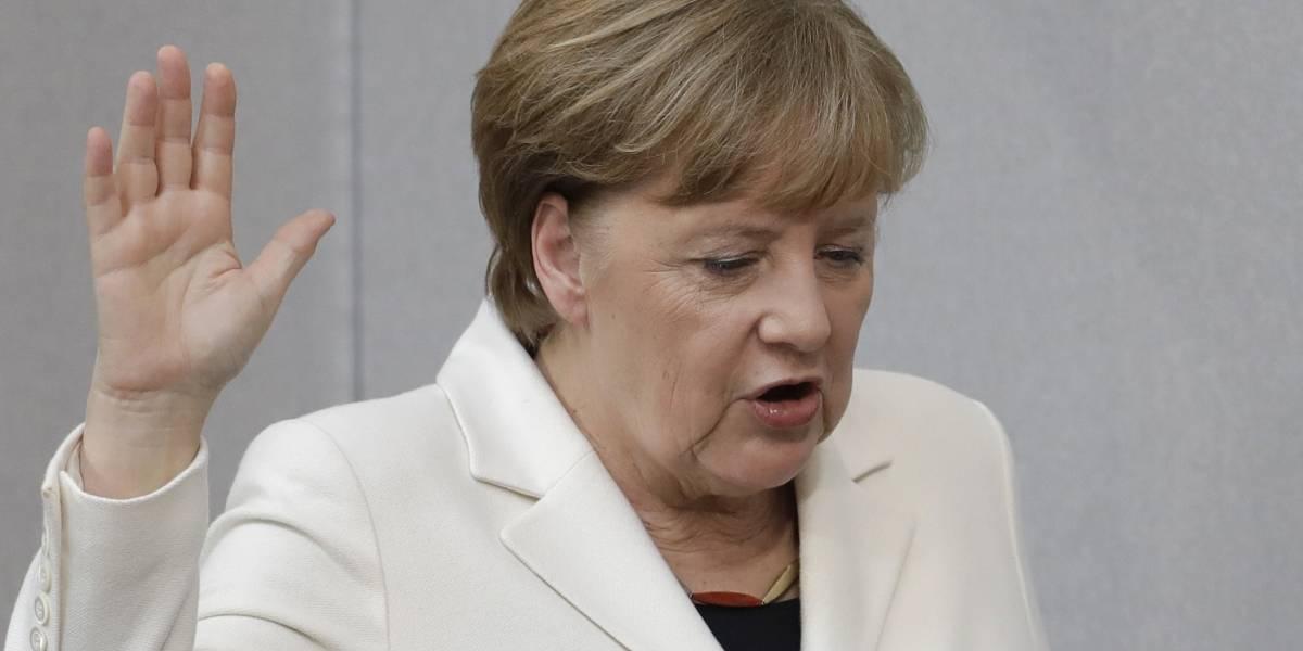 Angela Merkel inicia cuarto mandato como canciller de Alemania