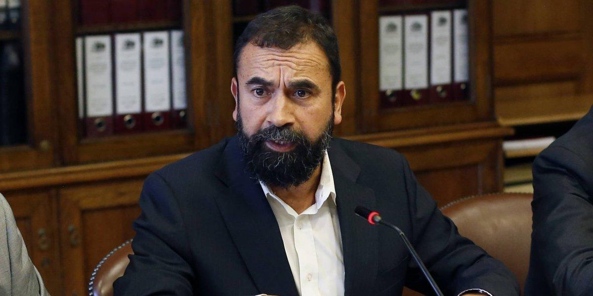 Diputado Gutiérrez cuestiona a general Soto por vinculación con prostíbulo