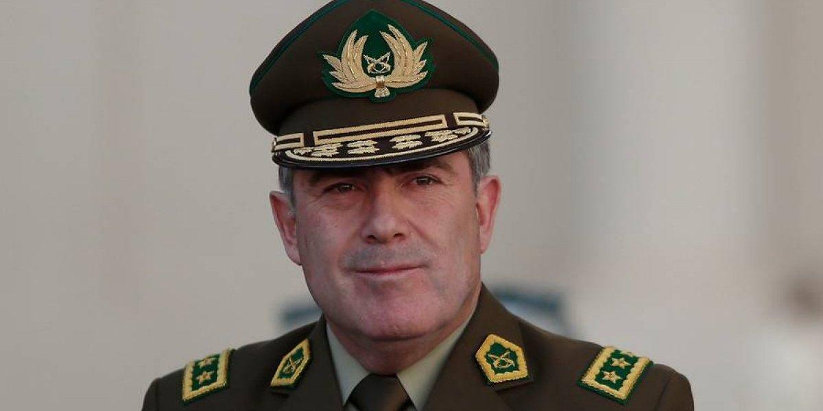 Piñera designa a Hermes Soto como nuevo general director de Carabineros