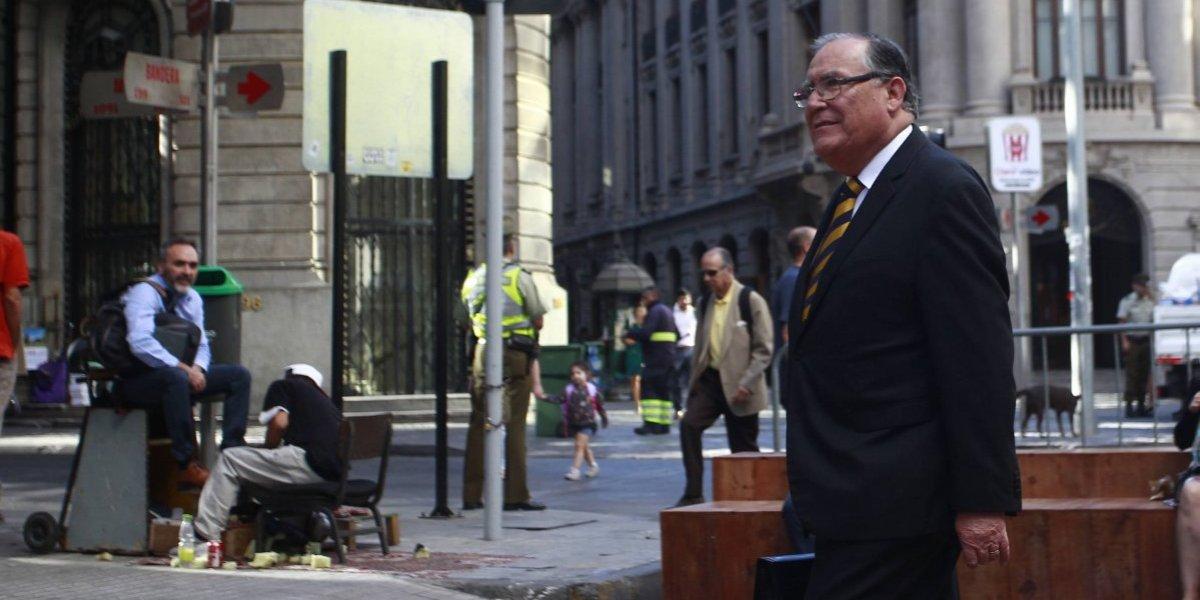 Campos, la designación y Punta Peuco: dos coletazos de los últimos días de la administración Bachelet