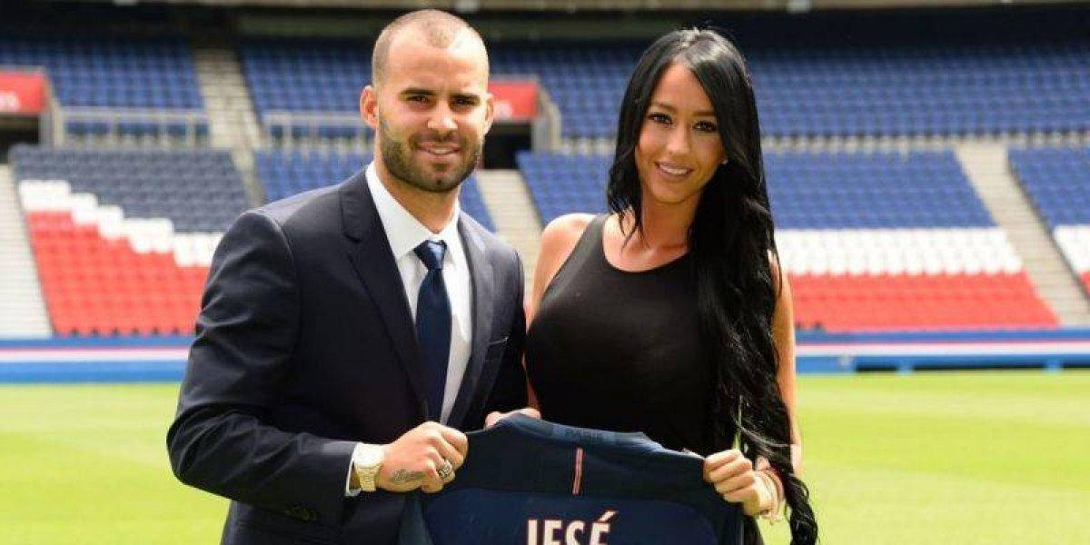 Aurah Ruíz acusa al futbolista Jesé de no hacerse responsable de su hijo