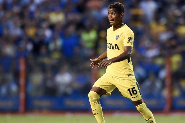 Boca Junior aumentó cláusula de rescisión a Wilmar Barrios