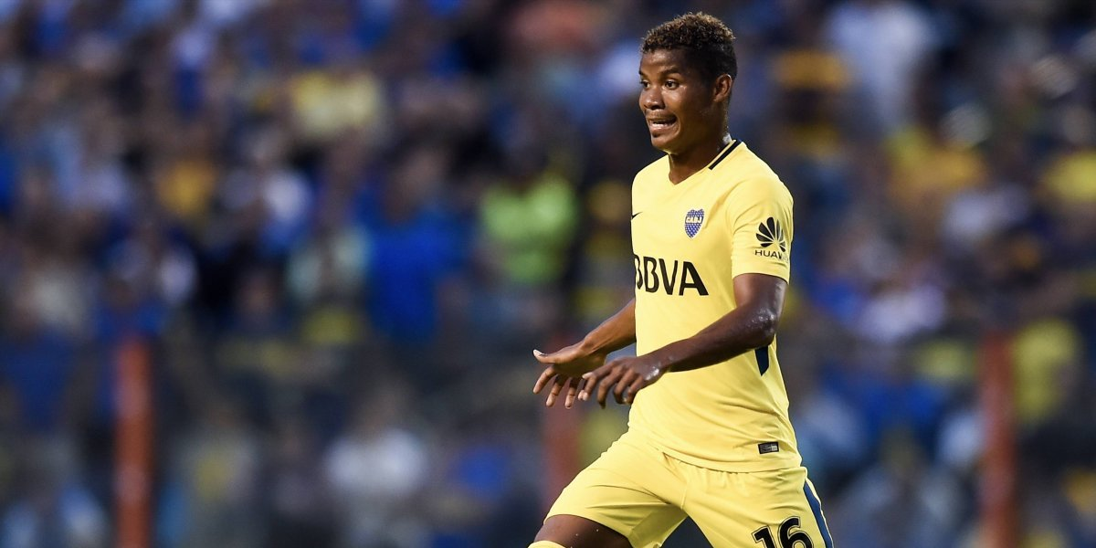 Boca Juniors aumentó cláusula de rescisión a Wilmar Barrios