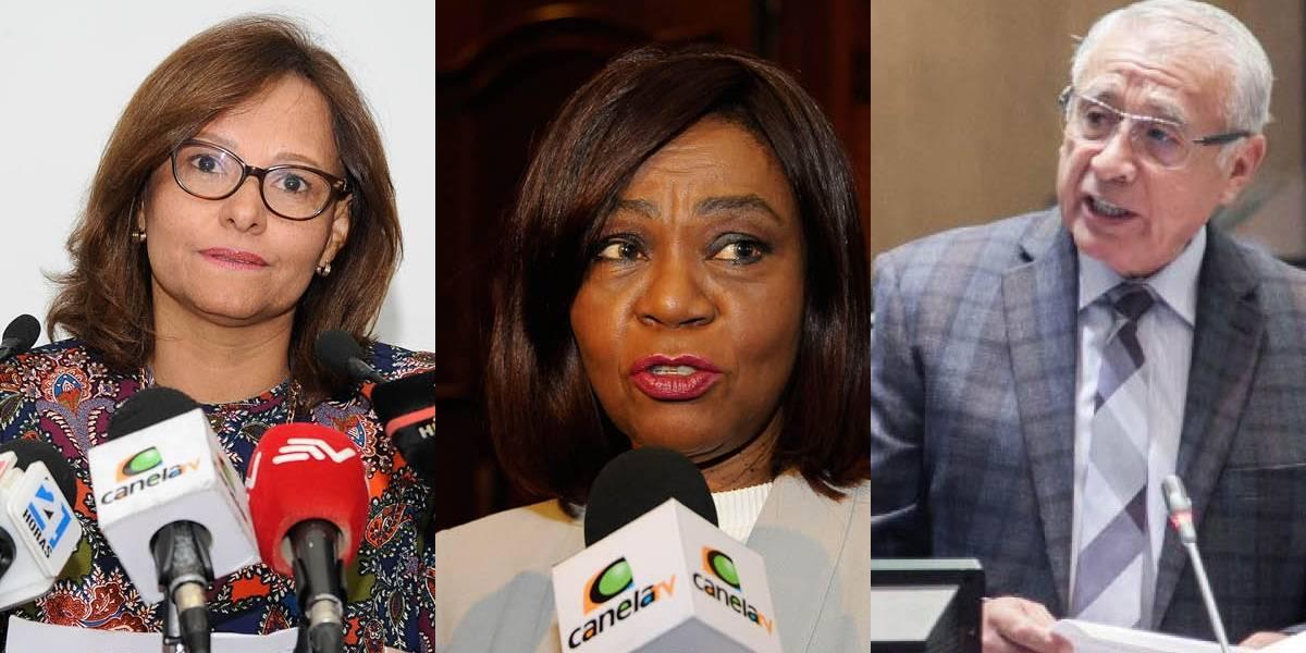 ¿Quiénes son los candidatos a la Presidencia de la Asamblea  Nacional?
