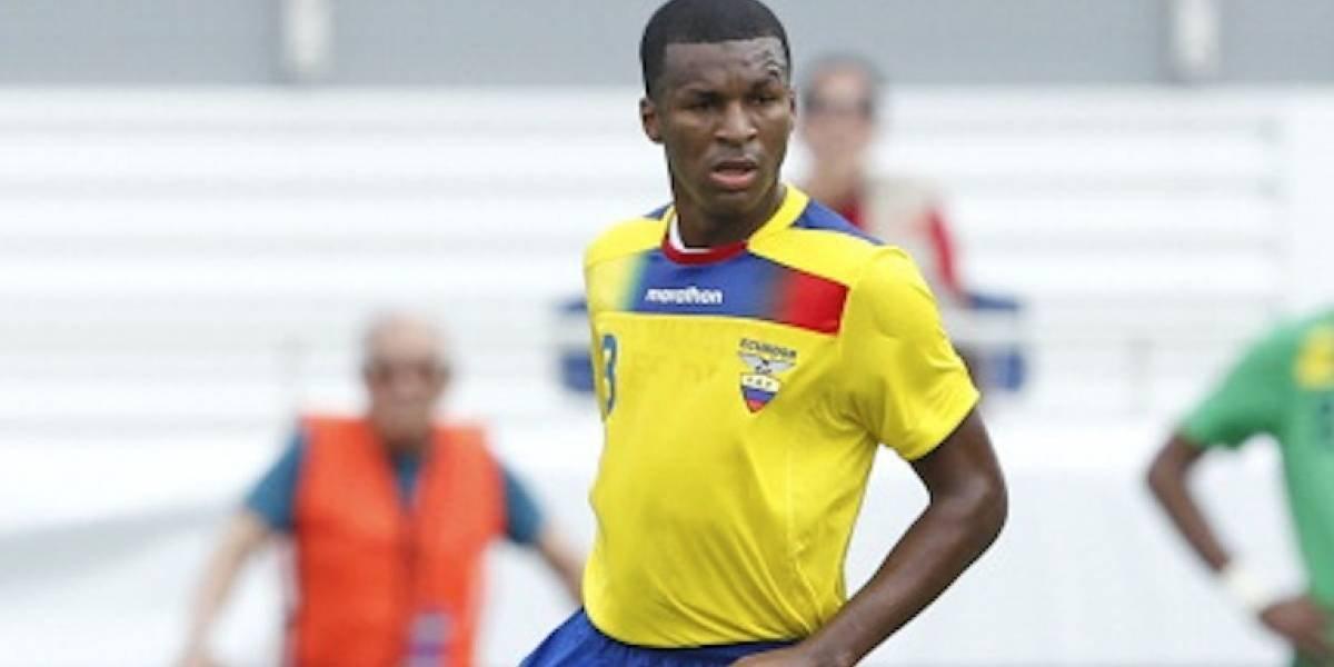 Metro Ecuador Frickson Erazo habló sobre la transmisión de los partidos de fútbol en Ecuador