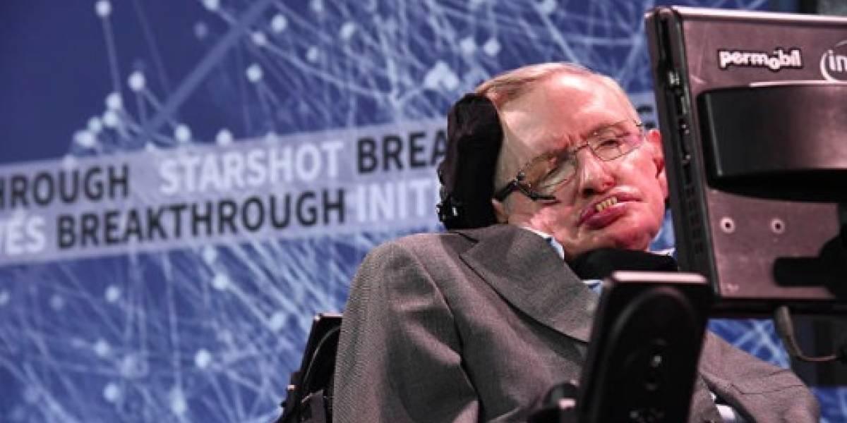 Stephen Hawking ha muerto a los 76 años de edad