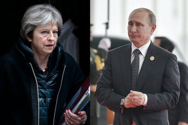 May Putin