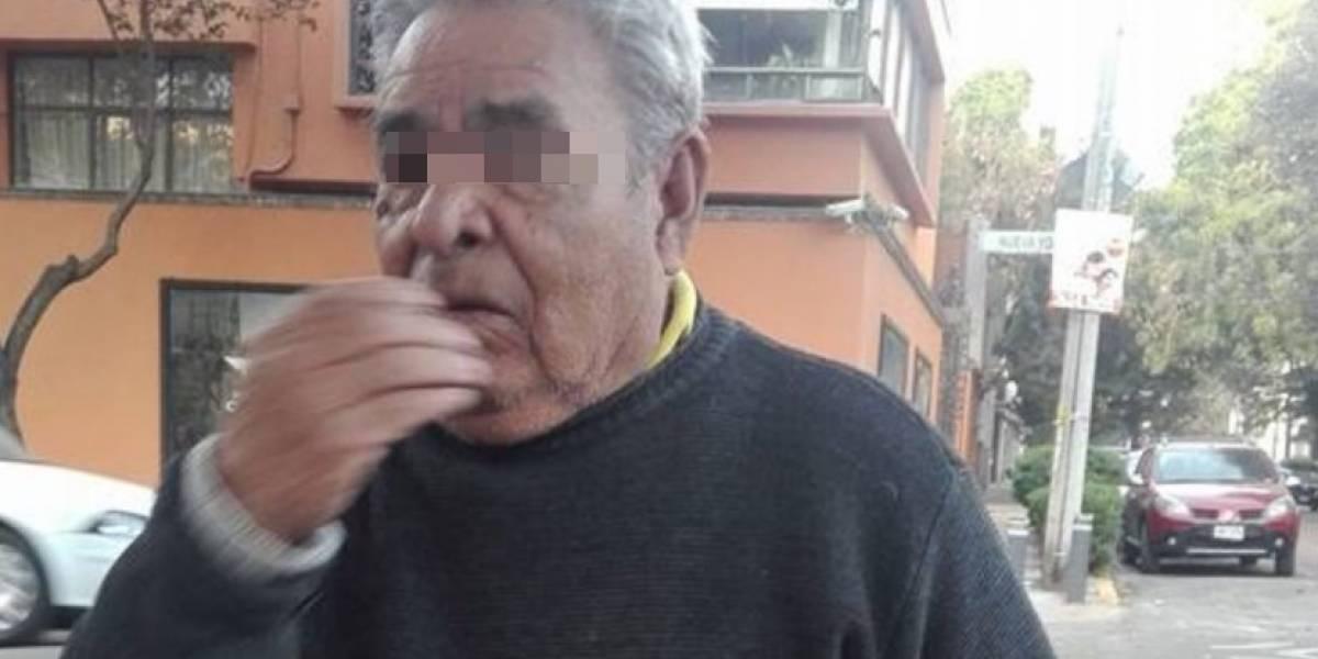 Hombre de la tercera edad finge infarto para asaltar en la Condesa