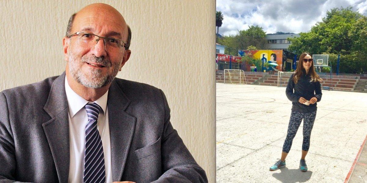 La respuesta del rector de la Pedagógica a la polémica propuesta de Darcy Quinn