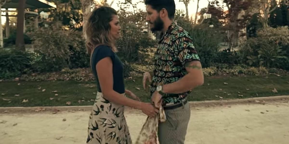Puerto Candelaria presenta el videoclip de su nuevo sencillo 'Con un minuto'