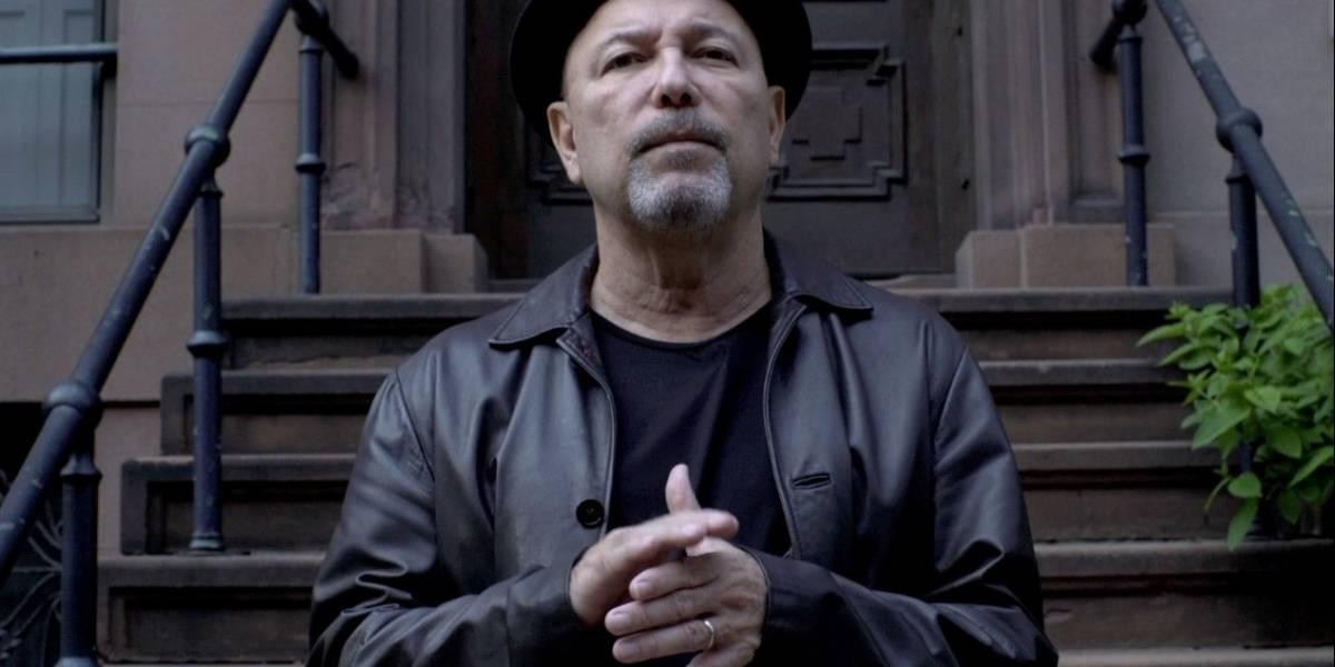 Llega al país Yo no me llamo Rubén Blades, documental que retrata medio siglo de carrera del artista