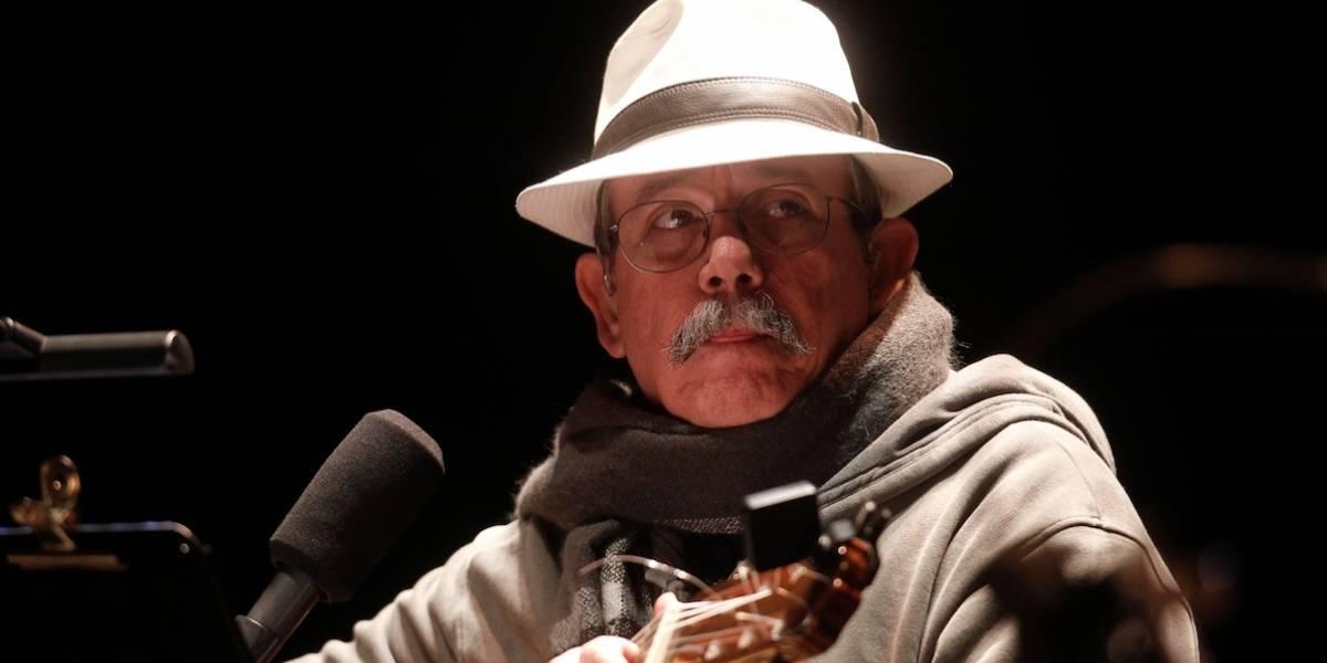 Silvio Rodríguez regresa a Chile por partida doble