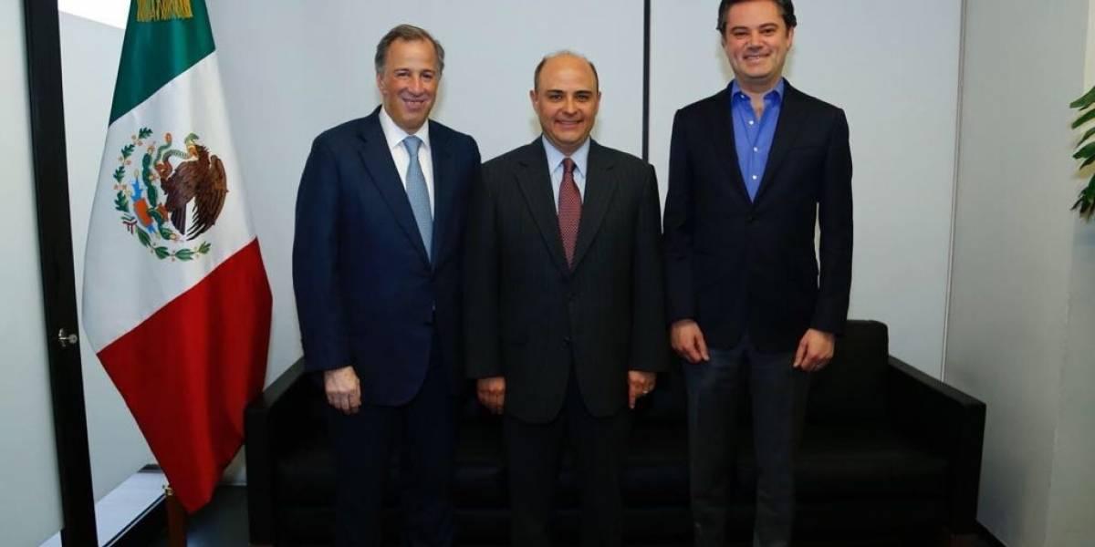 Sergio Alcocer se incorpora a campaña de Meade como coordinador de proyectos regionales