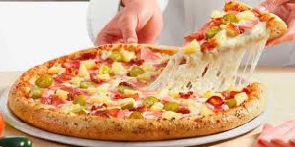 Beneficio inesperado que la pizza ofrece a los trabajadores