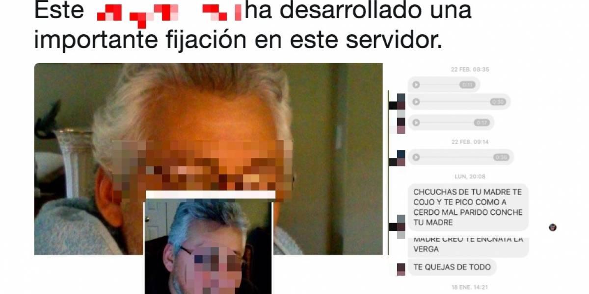 Luis Eduardo Vivanco denuncia amenazas en redes sociales
