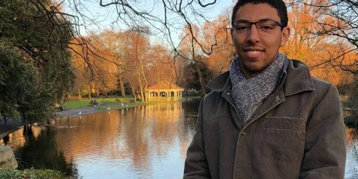 Brasileiro desaparece em Dublin e mãe faz apelo: quero levá-lo para casa
