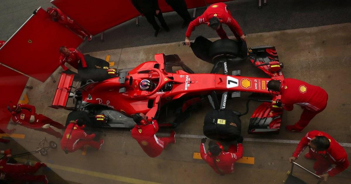 Ferrari Kimi Raikkonen